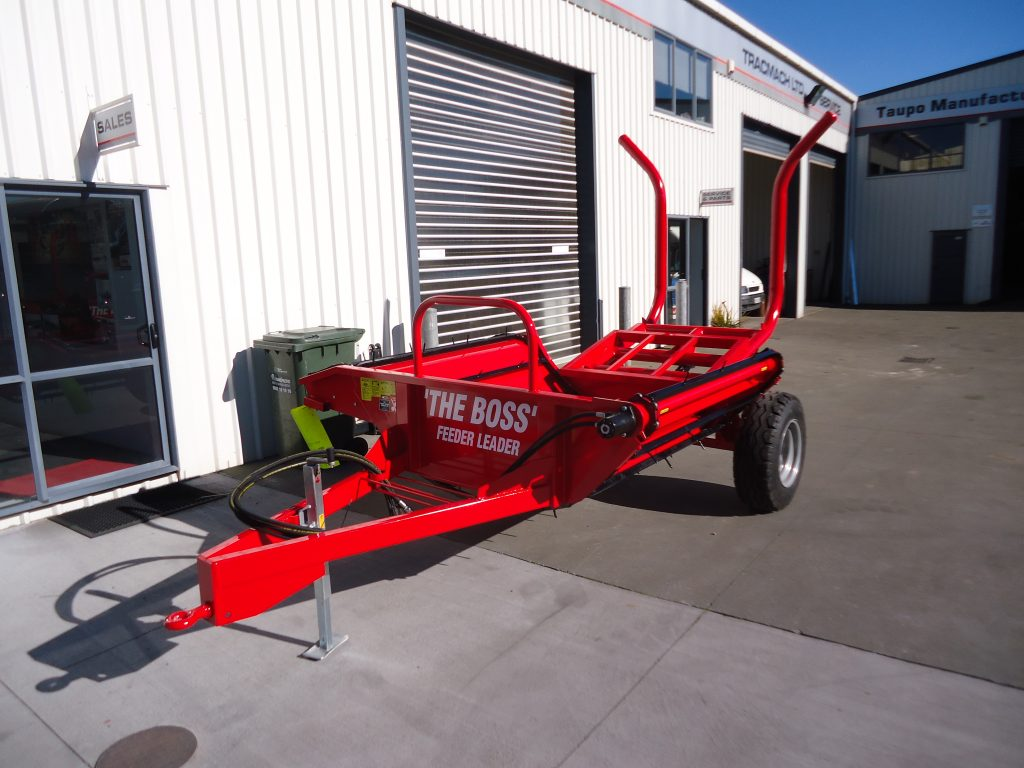 Taupo Manufacturing Engineers manufacture the Feeder Leader products